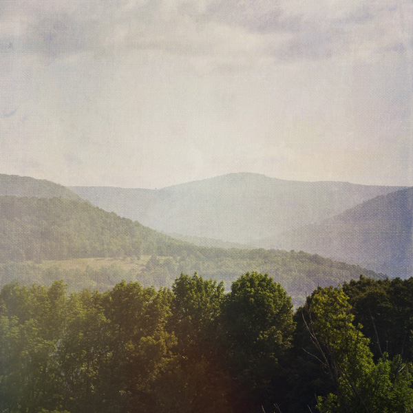 Catskill Mountain View
