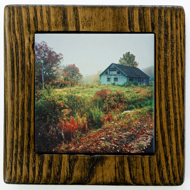 Autumn Barn Framed Gift Set