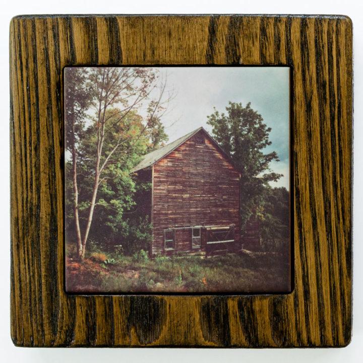 Old Barn Framed Gift Set